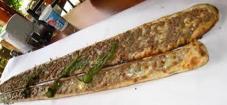 bıçak arası, etli ekmek, kuzu tandır, konya tandır, mevlana pide, spesiyal peynirli pide, bamya çorbası, ostimde döner